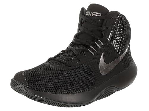 Nike 898452 001 Puntera para Botas y Zapatos Hombre Negro Schwarz (Schwarz Silber)