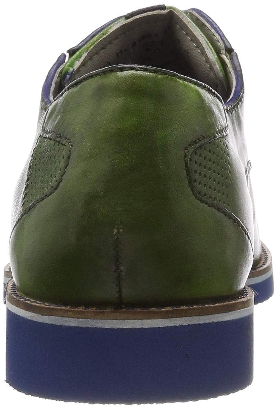 Zapatos de Cordones Derby para Hombre Bugatti 3.12416e+11