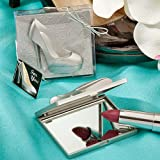 200 Shoe Design Mirror Compacts