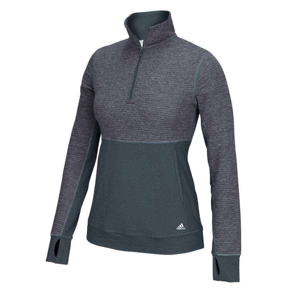 adidas Women's Limitless 1/2 Zip Long Sleeve Shirt