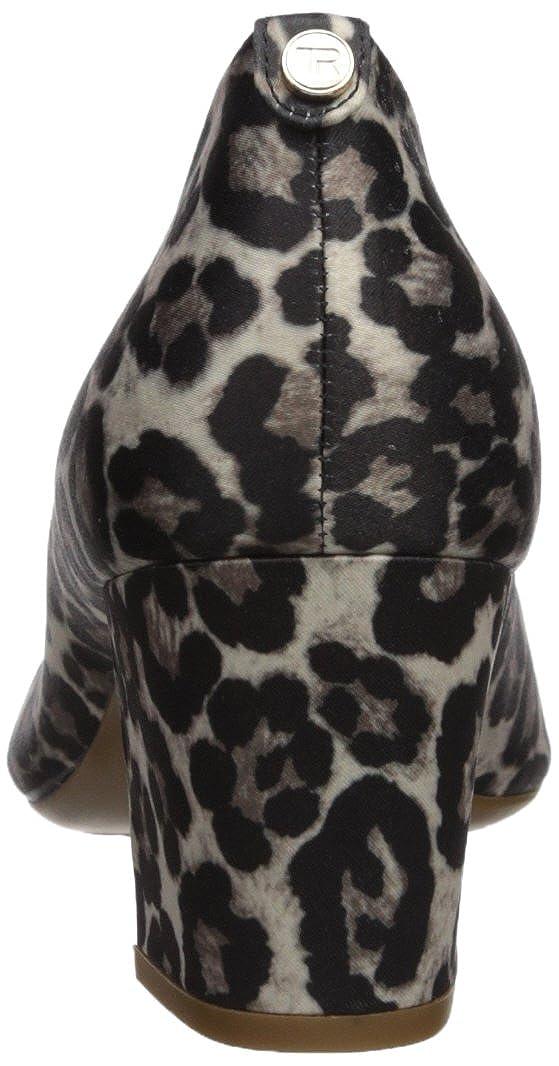 Taryn Rose Womens MADLINE Printed Leopard Pump
