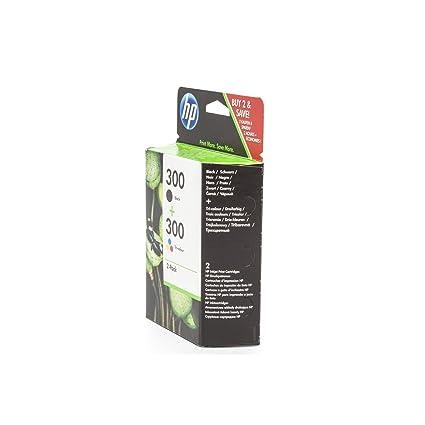 De Tinta original para HP Photosmart C 4688 HP 300 CN637EE - 2 x ...