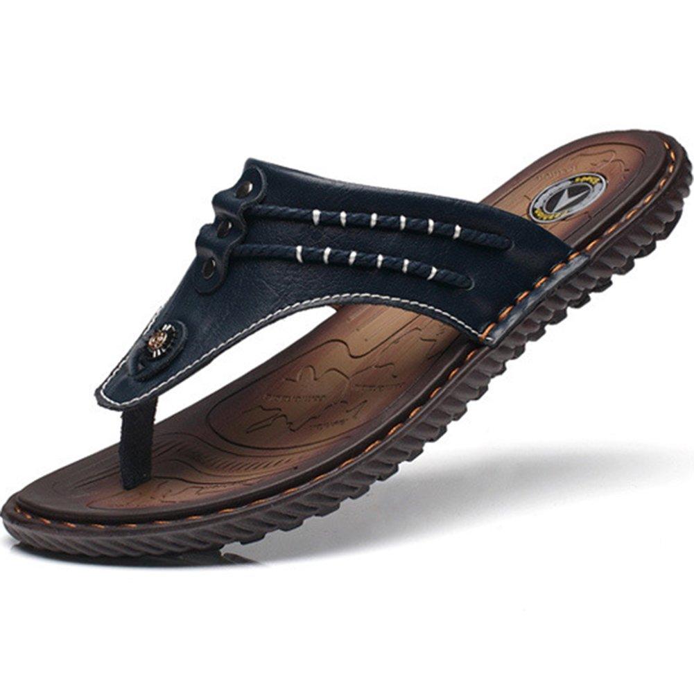 Sandalias de Verano para Hombre con Diseño de Sandalias, 39 39