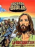 img - for Sagrada Biblia En Dibujos 7: LA Resurreccion Y LA Mision De Los Apostoles (Spanish Edition) book / textbook / text book