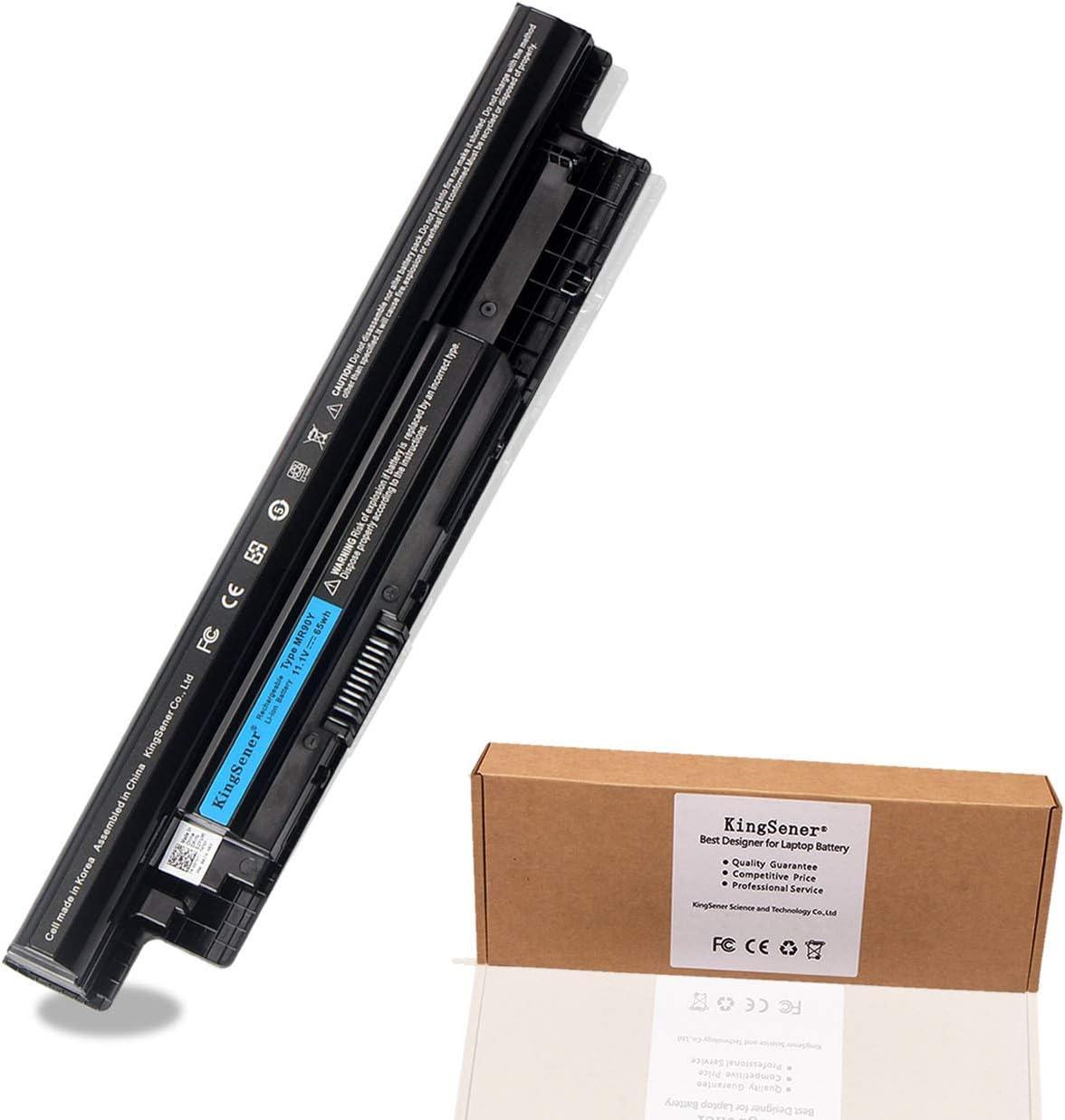 KingSener MR90Y Laptop Battery for DELL Inspiron 3421 3721 5421 5521 5721 3521 3437 5537 Vostro 14-3449 2421 2521 XCMRD 6000mAh