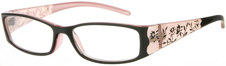 Sight Station Botanica Ebony Reading Glasses Strength 2 SS08_108_2.0