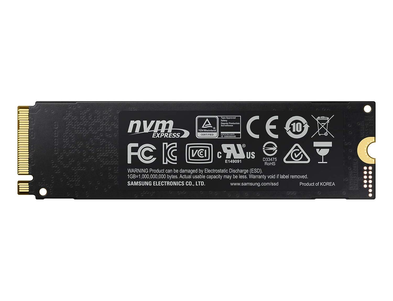 Amazon.com: Samsung 1TB 970 EVO NVMe M2 Solid State Drive: Computers & Accessories
