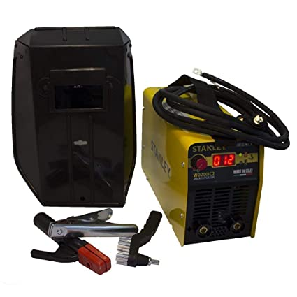 Inverter Stanley wd200ic2 200 A máscara y juego camisas: Amazon.es ...