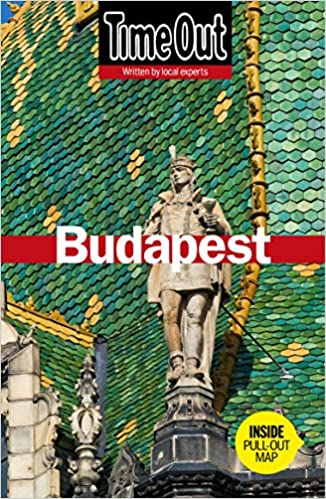 The Time Out Budapest (Time Out Guides) by Editors of Time Out travel product recommended by Max Robinson on Lifney.