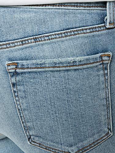 Bleu Claire JB001231AJ45713 Jeans Femme Coton JBrand Rw1qEFO1