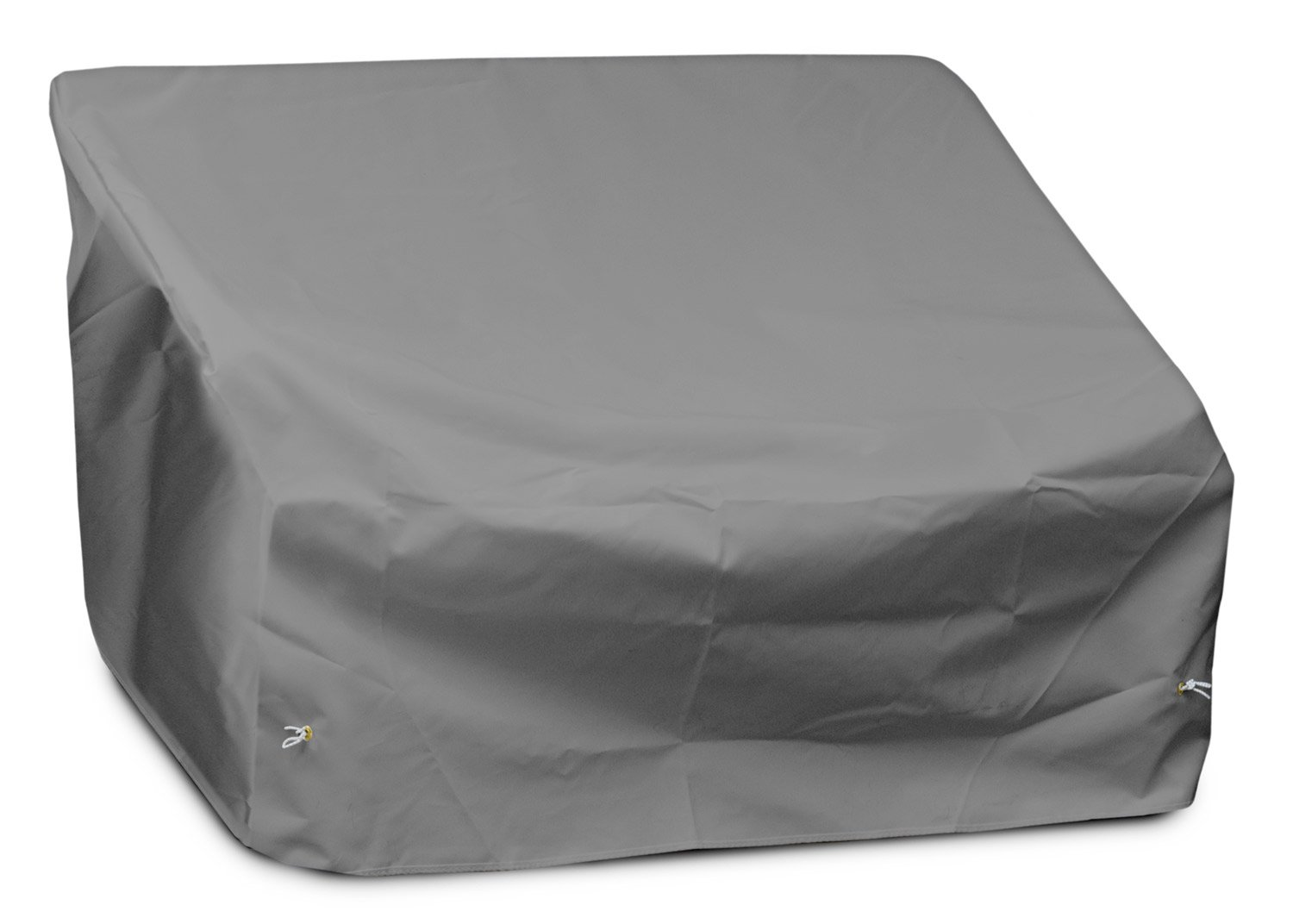 KoverRoos Weathermax 89147 Loveseat/Sofa Cover, 51-Inch Width by 33-Inch Diameter by 33-Inch Height, Charcoal