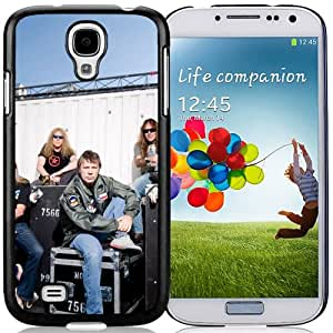 Beautiful Designed Cover Case With Iron Maiden Glasses Band Sky Look For Samsung Galaxy S4 I9500 i337 M919 i545 r970 l720 Phone Case