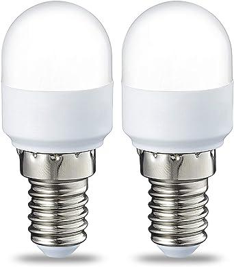 Sockel E14 1,8 W warm-weiß ersetzt 15 W LED-Kühlschranklampe