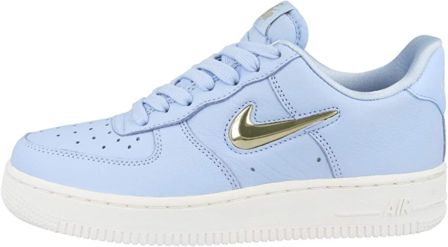 Nike WMNS Air Force 1 '07 PRM LX, Sneakers Basses Femme