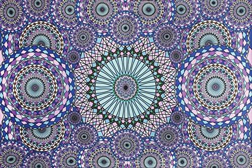 Rectangular Tapestry - 7