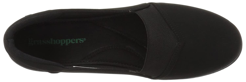 Grasshoppers B01BQUZCTQ Women's Jade Fashion Sneaker B01BQUZCTQ Grasshoppers 10 2W US|Black Nubuck 7e5273