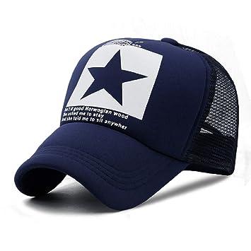 GSFD&DFGW Sombreros de Sol de Verano para Adultos Hombres Gorros ...
