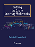 Bridging the Gap to University Mathematics