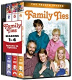 Family Ties: Four Season Pack [DVD] [Import]