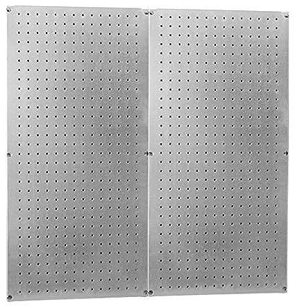 Amazon.com: Panel perforado resistente, con orificios ...