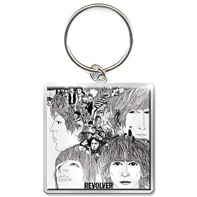 The Beatles Revolver John Lennon Ringo Starr llavero con ...