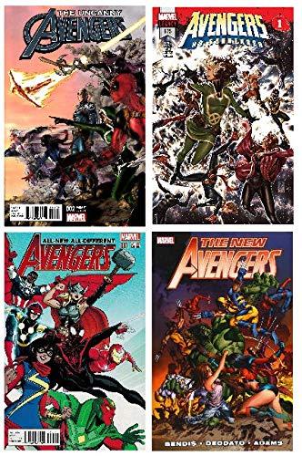 Avengers Comics by Marvel Comics