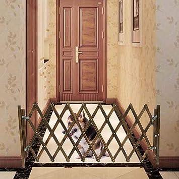 Millster Puerta retráctil para Escalera, Puerta corredera para Perro, Puerta corredera para Perro, Puerta corredera para niños: Amazon.es: Deportes y aire libre