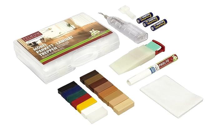 14 opinioni per Picobello, Set premium per riparazione legno, parquet, laminati, mobili,