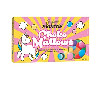 Zelda Bomboniere Maxtris Choco Mallows 500 g Confeti ...