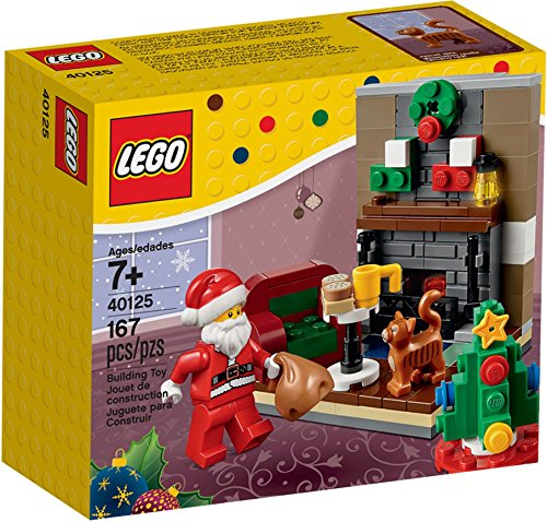LEGO Santas Visit 40125 (Display Seasonal)