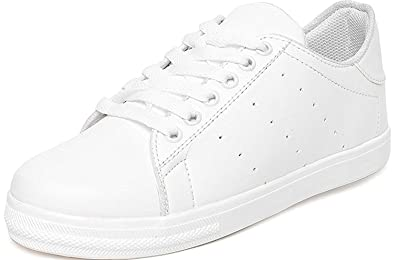 005029c207f6 Maddy White Sneaker Shoes for Women in Various Sizes  Buy Online at Low  Prices in India - Amazon.in