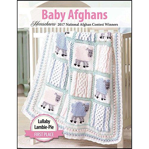 Herrschners 2017 Award Winning Baby Afghans Book