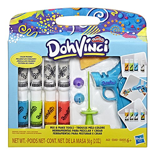 DohVinci Mix and Make Tools by Play-Doh Brand JungleDealsBlog.com