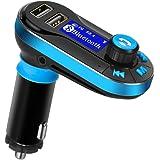 FM Transmitter Bluetooth Auto KFZ Wireless Freisprecheinrichtung MP3 Player Radio Adapter