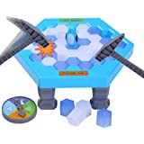 Penguin Trap Game Ice Breaking Save The Penguin Family Board Game