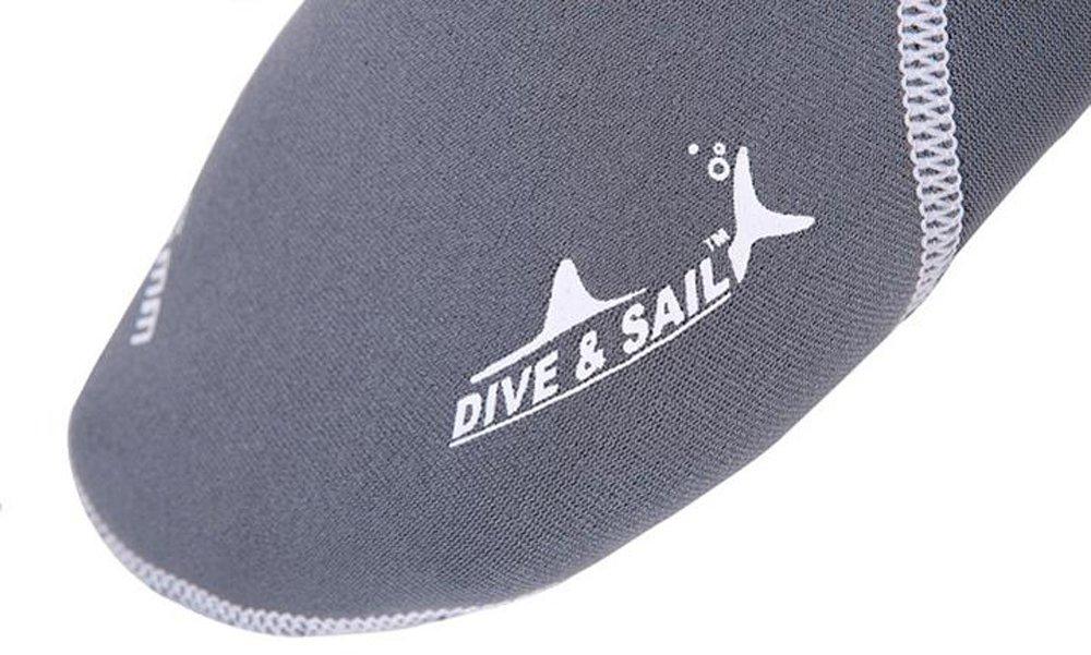 Dive & Sail 5 mm immersione Stivali per uomo donna sport