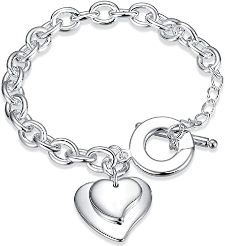 regalo di Natale matrimonio per lavoro argento e nero dimensione normale in acciaio INOX Honey Bear Fermacravatta a barra da uomo 5,4/cm