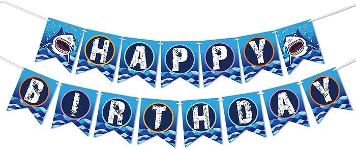 The Best Birthday Shark 4