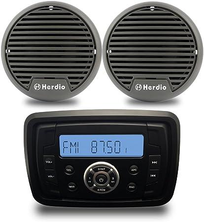 Outdoor Wasserdicht Marine Radio Audio Fmam Receiver Elektronik