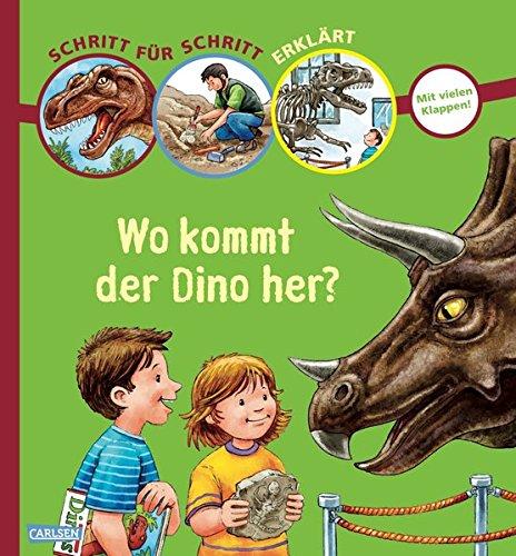 Schritt für Schritt erklärt: Wo kommt der Dino her?