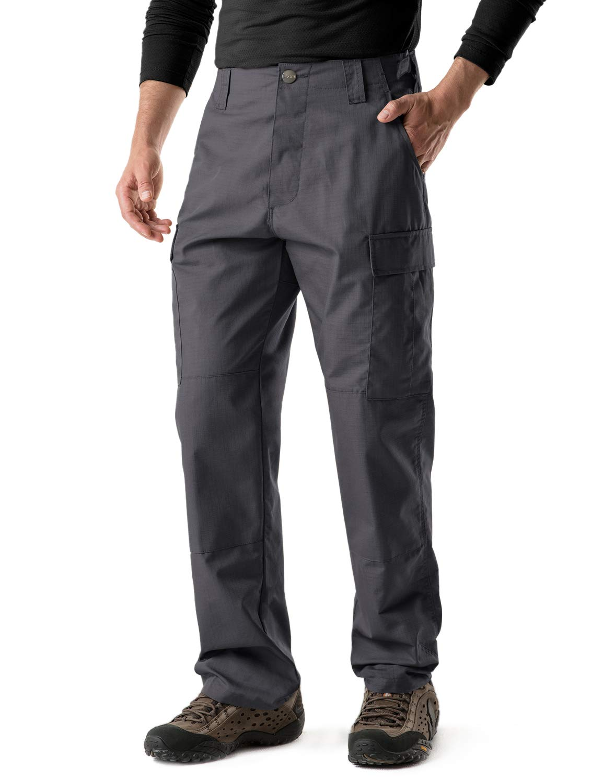 CQR Mens Rip Stop Trouser EDC Tactical Combat Pants