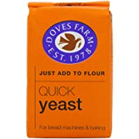 Doves Farm Quick Yeast, 125g