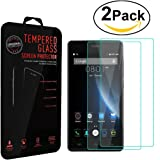 2 Pack Pellicola Vetro Temperato Meizu M5S Pellicola Protettiva, Frrency® Ultra Sottile Premium Tempered Glass HD Screen Protector 9H 2.5D 0.26mm Per Meizu M5S 5.2 Pollici