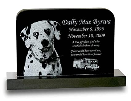 Amazon Com Large Standard Upright Pet Monument Pet Headstones