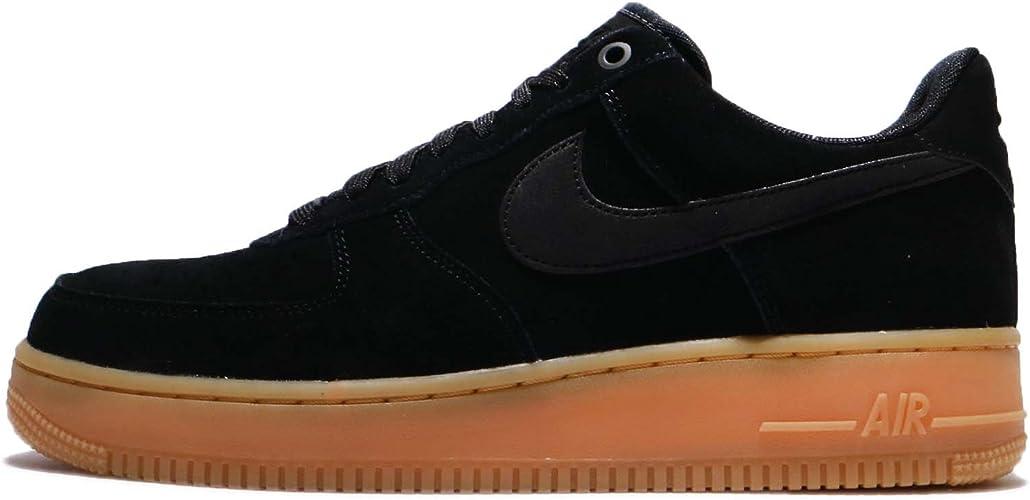 Nike Air Force 1 '07 Suede, Scarpe da Ginnastica Basse Uomo
