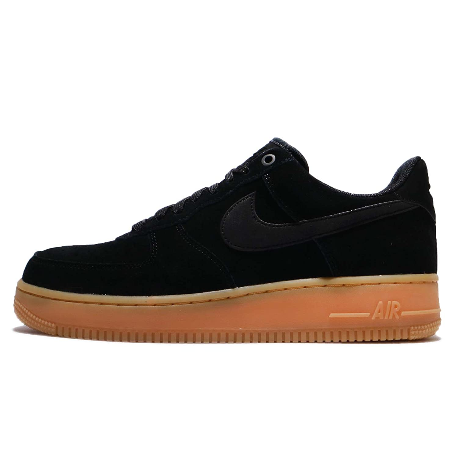 finest selection 67fc5 d896a Amazon.com   Nike Air Force 1  07 Lv8 Suede Mens Style   Aa1117 Mens Aa1117-001  Size 15   Basketball