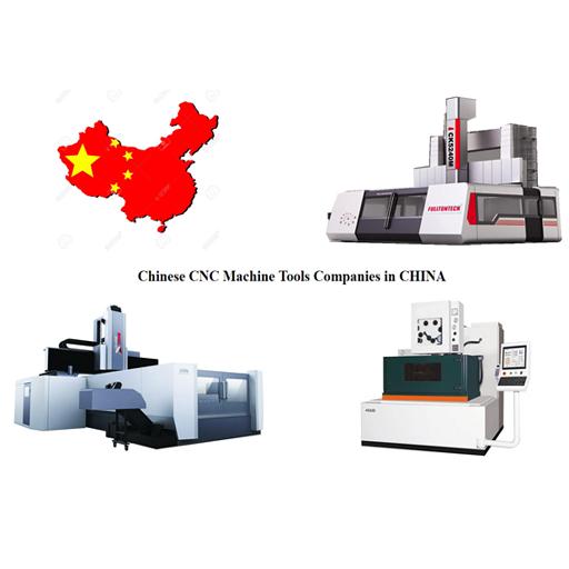 - Chinese CNC Machine Tools Companies in CHINA