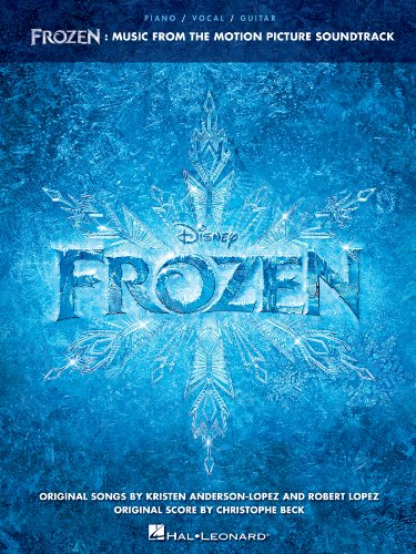 Frozen Songbook: Music from the Motion Picture Soundtrack (Piano, Vocal, Guitar Songbook)