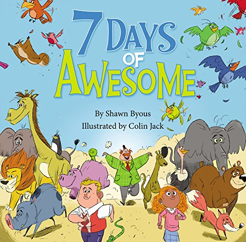 7 Days of Awesome: A Creation Tale]()