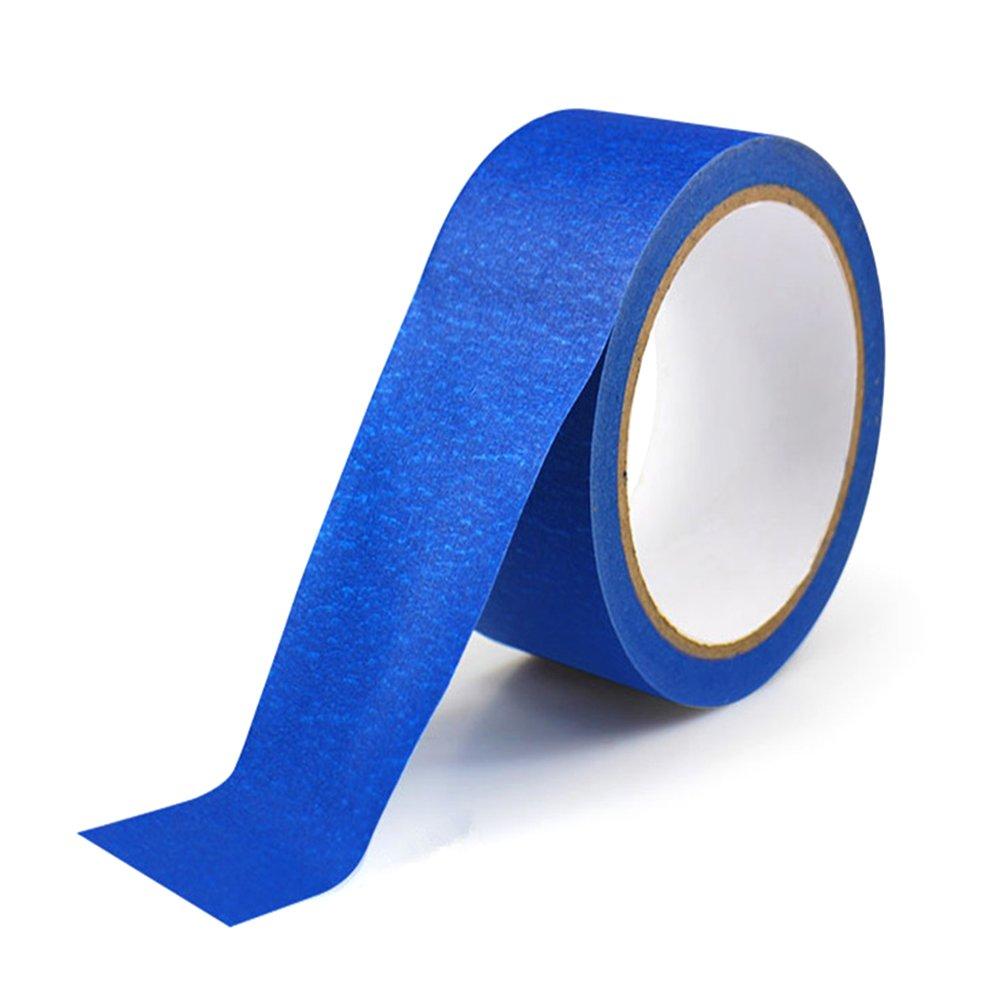 ueetek 30 m Cinta Azul pintor pintor cinta adhesiva para impresora ...